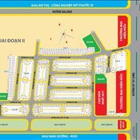 Khu đô thị thương mại Nhật Huy, mặt tiền ĐT 741, kinh doanh buôn bán ngay