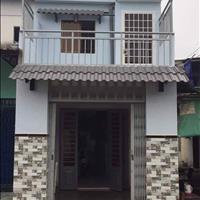 Nhà 1 trệt lửng, 40m2, sổ hồng riêng, Hóc Môn
