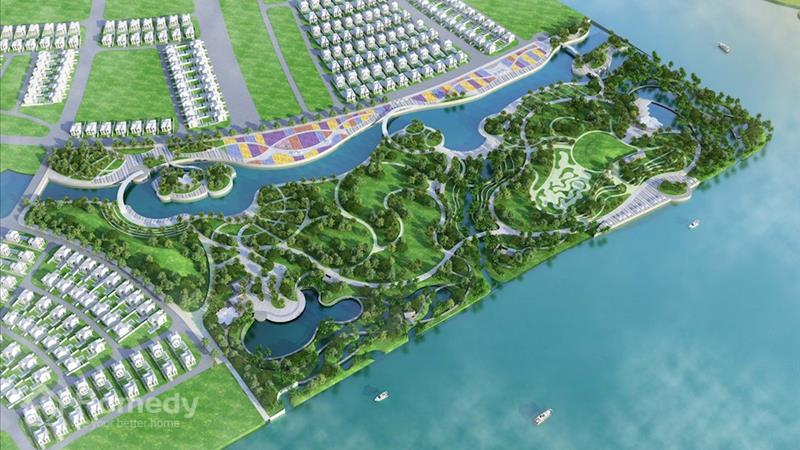 Dự án Palm Marina - ảnh giới thiệu
