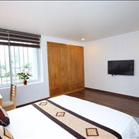 Căn hộ dịch vụ Kim Mã cho thuê  80m 2 - 1 PN giá thuê 17 triệu full nội thất mới, đối diện Daewoo