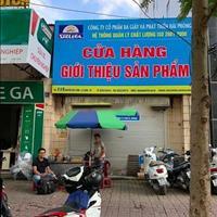 Cho thuê nhà 160m2, mặt tiền 5m, thông sàn, trung tâm thành phố Hải Phòng