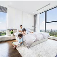 Căn hộ VIP 116.7m2, Sunshine City, 3 phòng ngủ tầng cao view sông Hồng, cầu Nhật Tân, giá 4.1 tỷ