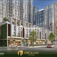 CitiGrand Quận 2 - Dự án cho người trẻ năng động giá chỉ từ 2,19 tỷ/căn, ngân hàng hỗ trợ vay 70%