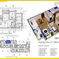 Chính chủ cần bán nhanh căn hộ 2 phòng ngủ diện tích 82m2 chung cư Pandora Tower Thanh Xuân