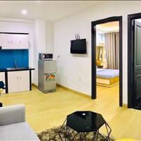 Căn hộ 1 phòng ngủ riêng, xinh xinh, có bancony kèm máy giặt riêng gần cầu Nguyễn Văn Cừ, Quận 8