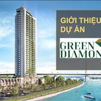 Sở hữu căn hộ view biển cuối cùng tại trung tâm thành phố Hạ Long - Green Diamond, tư vấn nhanh