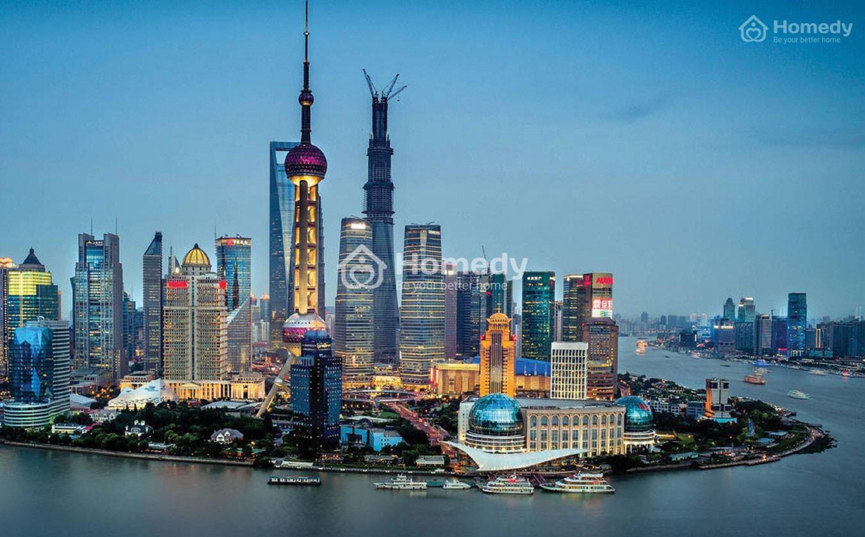Bất động sản Trung Quốc bất ngờ phục hồi ngay trong tháng 3