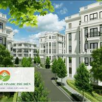 Mở bán liền kề Vinadic Phú Diễn, khu đô thị mới Quận Bắc từ Liêm, 48-100m2, giá từ 5,3 tỷ