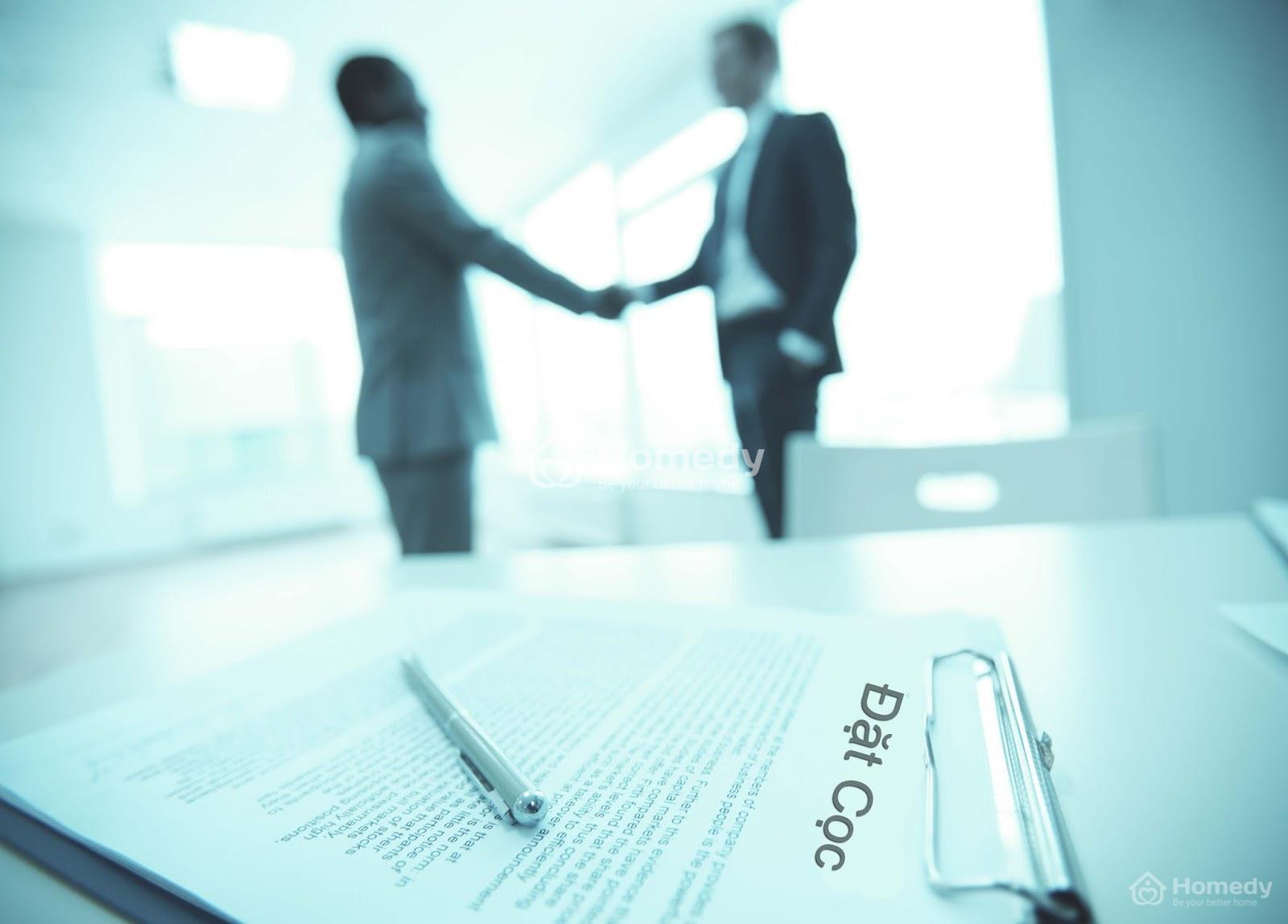 Tải mẫu hợp đồng đặt cọc thuê nhà ngắn gọn, hợp pháp 2020
