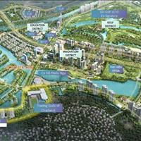 Trả góp chỉ 4,9 triệu/tháng sở hữu căn góc 2 phòng ngủ - 83,8 m2 tại Ecopark, trả trước 199 triệu