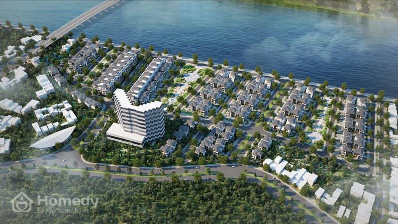 Dự án Vinh Riverside - ảnh giới thiệu
