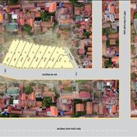 Mở bán 8 lô đất nền vị trí đẹp đường Tôn Thất Sơn - Thủy Phương - từ 490 triệu/lô