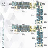 Mở bán căn hộ trung tâm hành chính 2 PN 2wc chỉ 1,9 tỷ CK lên đến 18%/căn, thanh toán nhẹ 1%/tháng