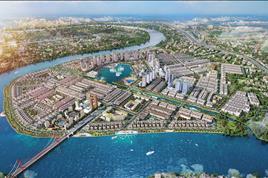 Khu đô thị Vạn Phúc Riverside City