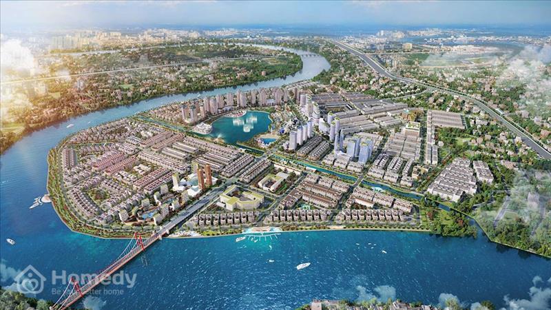 Dự án Khu đô thị Vạn Phúc Riverside City - ảnh giới thiệu