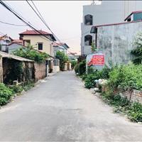 Bán mảnh đất nhỏ xinh 35.4m2 Đông Dư, Gia Lâm, Hà Nội, ô tô đỗ cửa, ngay gần cầu Thanh Trì