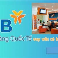 Ngân hàng VIB Bank hỗ trợ phát mãi 5 nền đất và 3 lô góc đối diện chợ