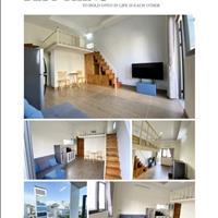 Cho thuê căn hộ full nội thất gần Etown Cộng Hòa ban công thoáng mát, máy giặt riêng