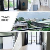Cho thuê căn hộ Tân Bình giá rẻ ban công thoáng mát cách nút giao Cộng Hòa-Hoàng Hoa Thám 3 phút