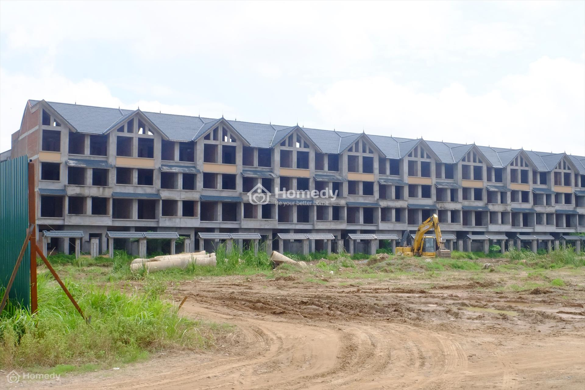 Đất thương mại dịch vụ Kim Dung Di Trạch