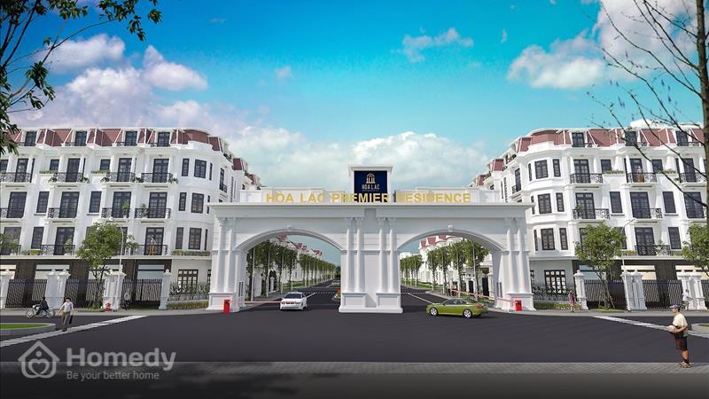 Dự án Hòa Lạc Premier Residence - Khu đô thị Thiên Mã - ảnh giới thiệu
