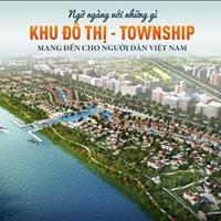 Bán nhà biệt thự, liền kề ngay trung tâm Bến Lức - Long An giá 3.90 tỷ, 3 mặt bao bọc bởi sông