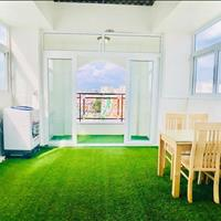 Cho thuê căn hộ dịch vụ quận Tân Bình 1 phòng ngủ 1 phòng khách full nội thất ban công thoáng mát