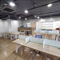 Cho thuê văn phòng 200m2 Charmington La Pointe 181 Cao Thắng sàn gỗ máy lạnh âm trần giá 70tr/tháng