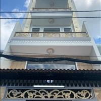 Cần bán nhà phố đường Phan Huy Ích 1 lửng 3 lầu diện tích 5.5 x 14m nở hậu 6.5m giá 7.4 tỷ