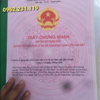 Chính chủ cần bán, đất trong khu đô thị Bàu Xéo, khu dân cư đông đúc, đối diện KCN Bàu Xéo Đồng Nai