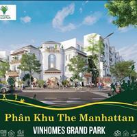 Bán nhà phố Vinhomes Quận 9 - Hồ Chí Minh giá 10.5 tỷ - The Manhattan