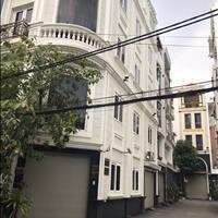 Bán gấp nhà hẻm xe hơi Nơ Trang Long phường 13, 8x25m trệt 5 lầu