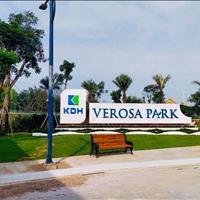 Nhà phố, biệt thự Verosa Park quận 9, DT 5x17m, 5x20m, 6x17m, 6x20m, 10x19m giá từ 10 tỷ/căn