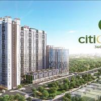 Siêu HOT!CitiGrand  căn hộ trung tâm Q2 thiết kế 360 độ xanh,giá chỉ từ 2,19 tỷ,TT trả góp 36 tháng