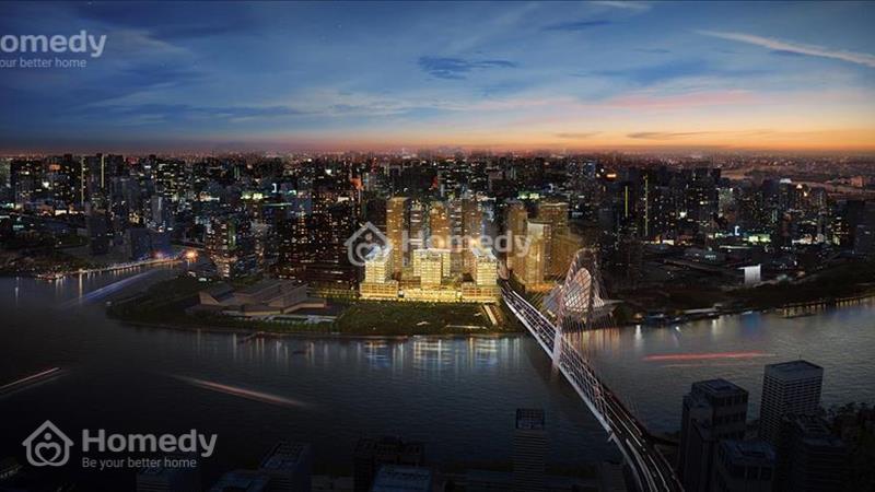 Dự án The Metropole Thủ Thiêm - ảnh giới thiệu