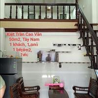 Bán nhà ngay trung tâm Tam Kỳ kiệt Trần Cao Vân