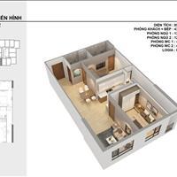 Cần bán căn 2 phòng ngủ Viễn Đông Star Hoàng Mai, Hà Nội, 85m2, 23 triệu/m2