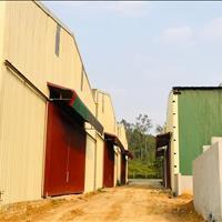 Cho thuê nhà xưởng, kho bãi từ 200-5000m2 trục Đại lộ Thăng Long - Hòa Lạc