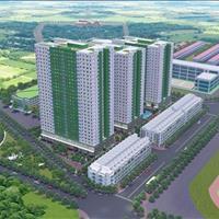 IEC Thanh Trì - Chung cư giá rẻ trung tâm huyện Thanh Trì chỉ 15 triệu/m2