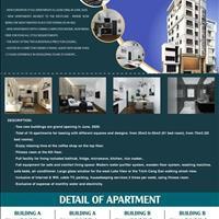 Cho thuê căn hộ dịch vụ 1-2 phòng ngủ giá tốt, tòa nhà mới xây dựng hiện đại phố Trịnh Công Sơn