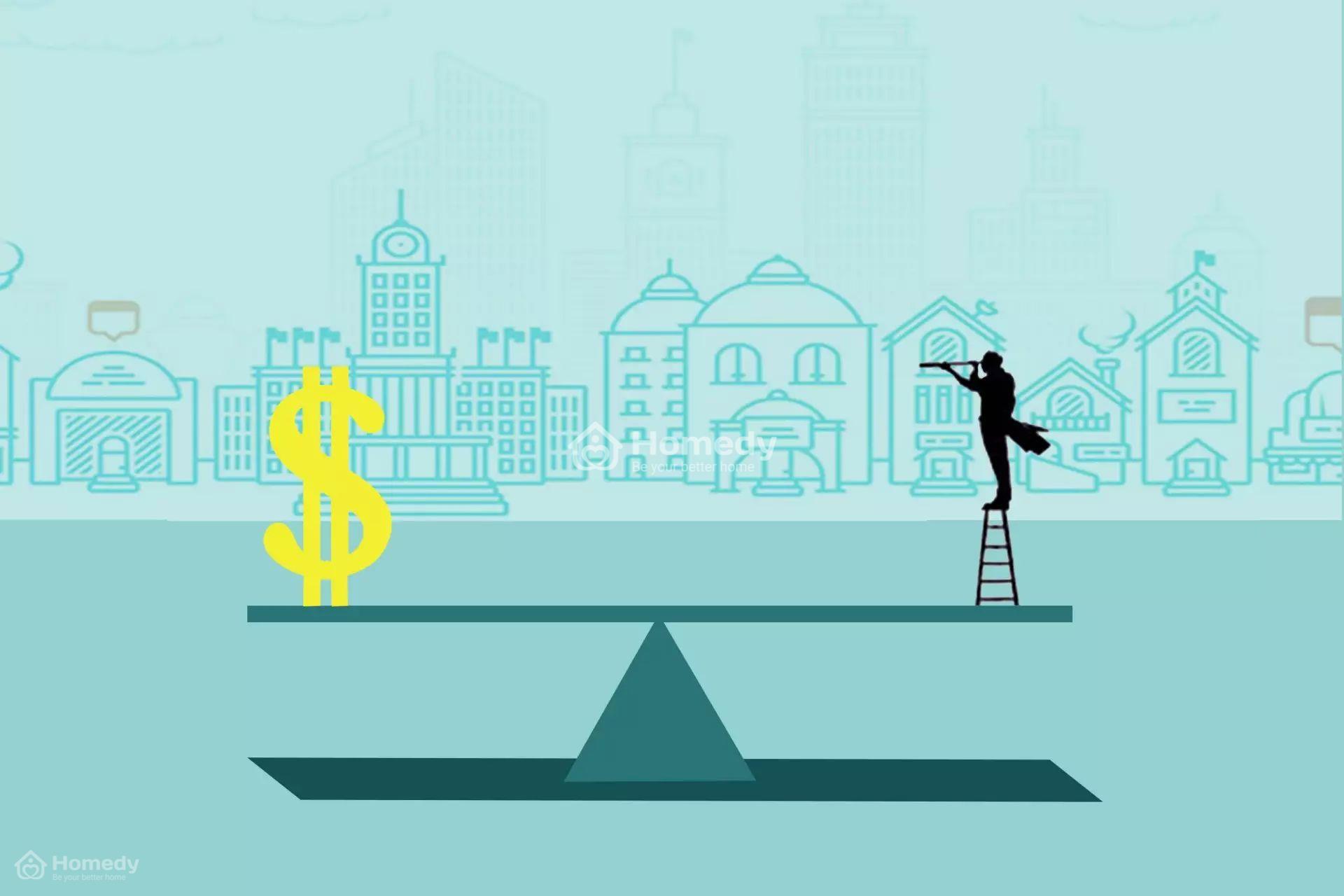 Sử dụng đòn bẩy tài chính trong đầu tư lướt sóng BĐS