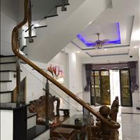 Nhà mới 2 lầu 6 phòng, hẻm ngắn 4m Nguyễn Thị Đặng