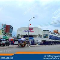 Hệ thống ngân hàng HCM thanh lý 11 nền đất và 03 nền góc tại khu dân cư Bà Hom Mới (Bình Tân)