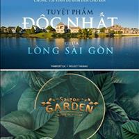 Saigon Garden đẳng cấp cho giới thượng lưu - Biệt thự VIP mặt tiền sông - 21 triệu/m2