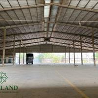 Cho thuê nhà xưởng 6500m2 trong cụm sản xuất gỗ phường Tân Hoà, Biên Hoà