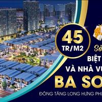 Chính thức mở bán và nhận giữ phân khu mới dự án biệt thự Đông Tăng Long Hưng Phúc Quận 9