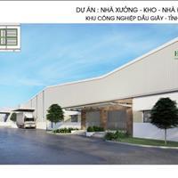 Cho thuê 11 cụm nhà xưởng khu công nghiệp từ 4000-5000m2 tại Đồng Nai