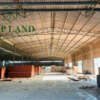 Bán nhà xưởng 4000m2 đã chuyển đổi đất SKC, đường xe container Phước Tân
