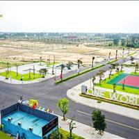 One World - Đất nền biệt thự Đà Nẵng đường 20,5m,giá 19-20tr/m2. View sông và kênh,cách biển 200m.