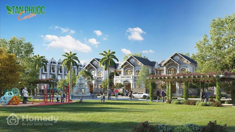 Dự án  Tân Phước Center Bình Phước - ảnh giới thiệu